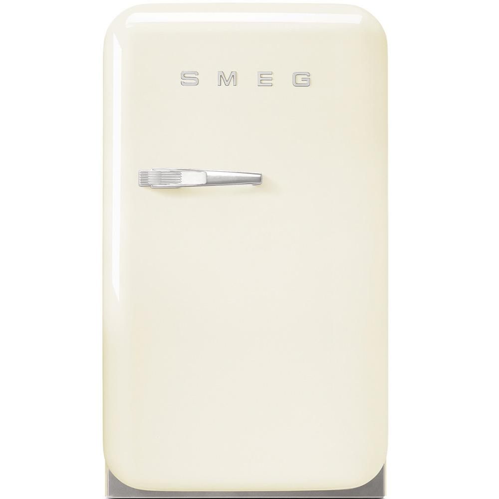 Frigider minibar FAB5RCR Crem 40 cm Retro 50 SMEG
