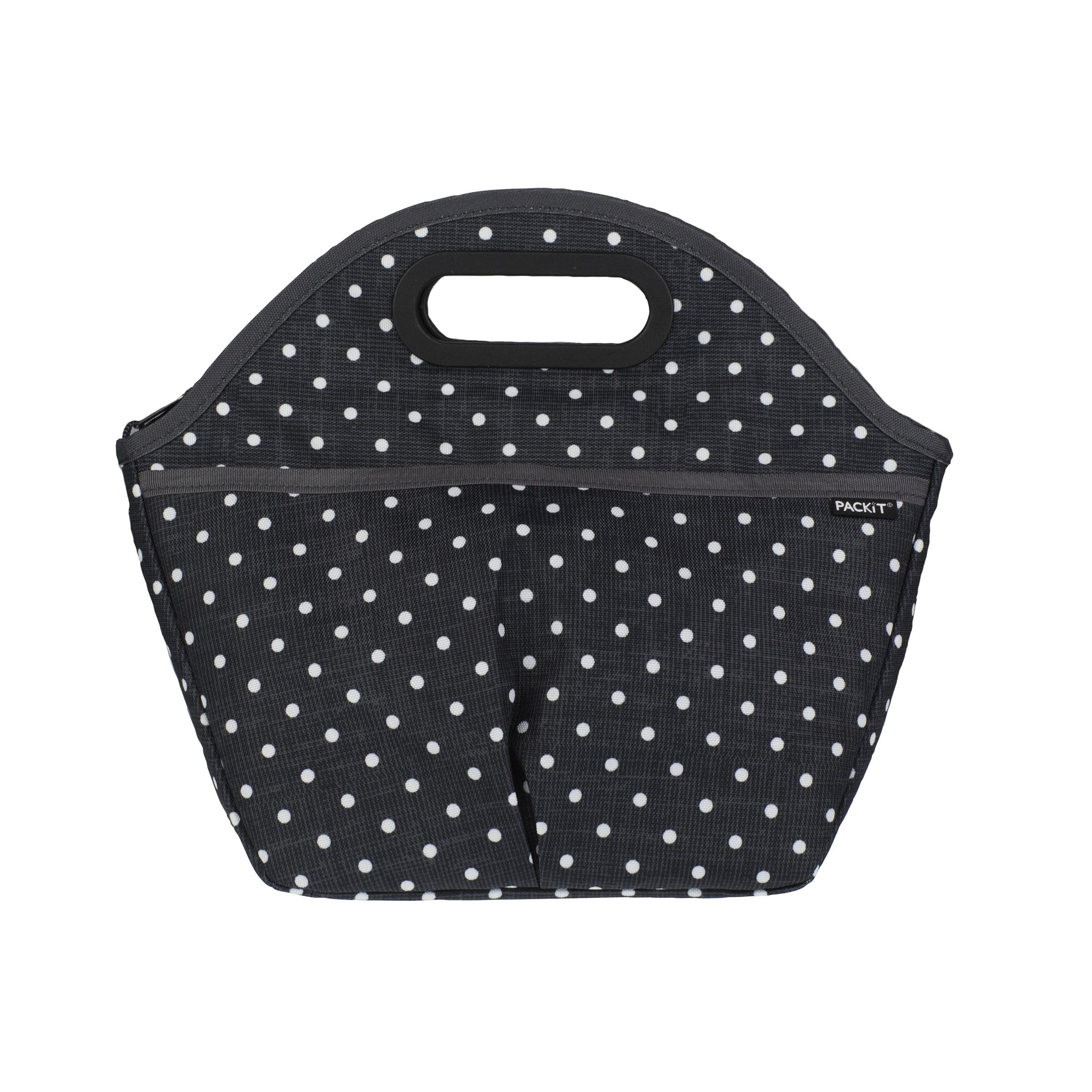 Geanta frigorifica Packit, Polka Dots, 5 L