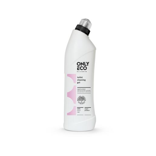 Gel de curatat toaleta, ingrediente naturale, 750 ml, Only Eco imagine
