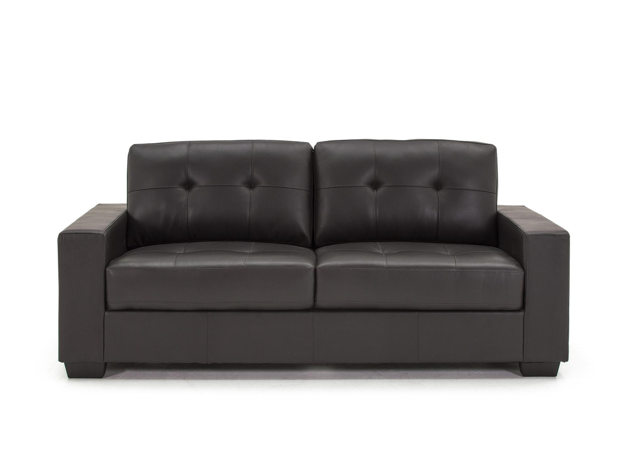 Canapea fixa 3 locuri Gemona Brown