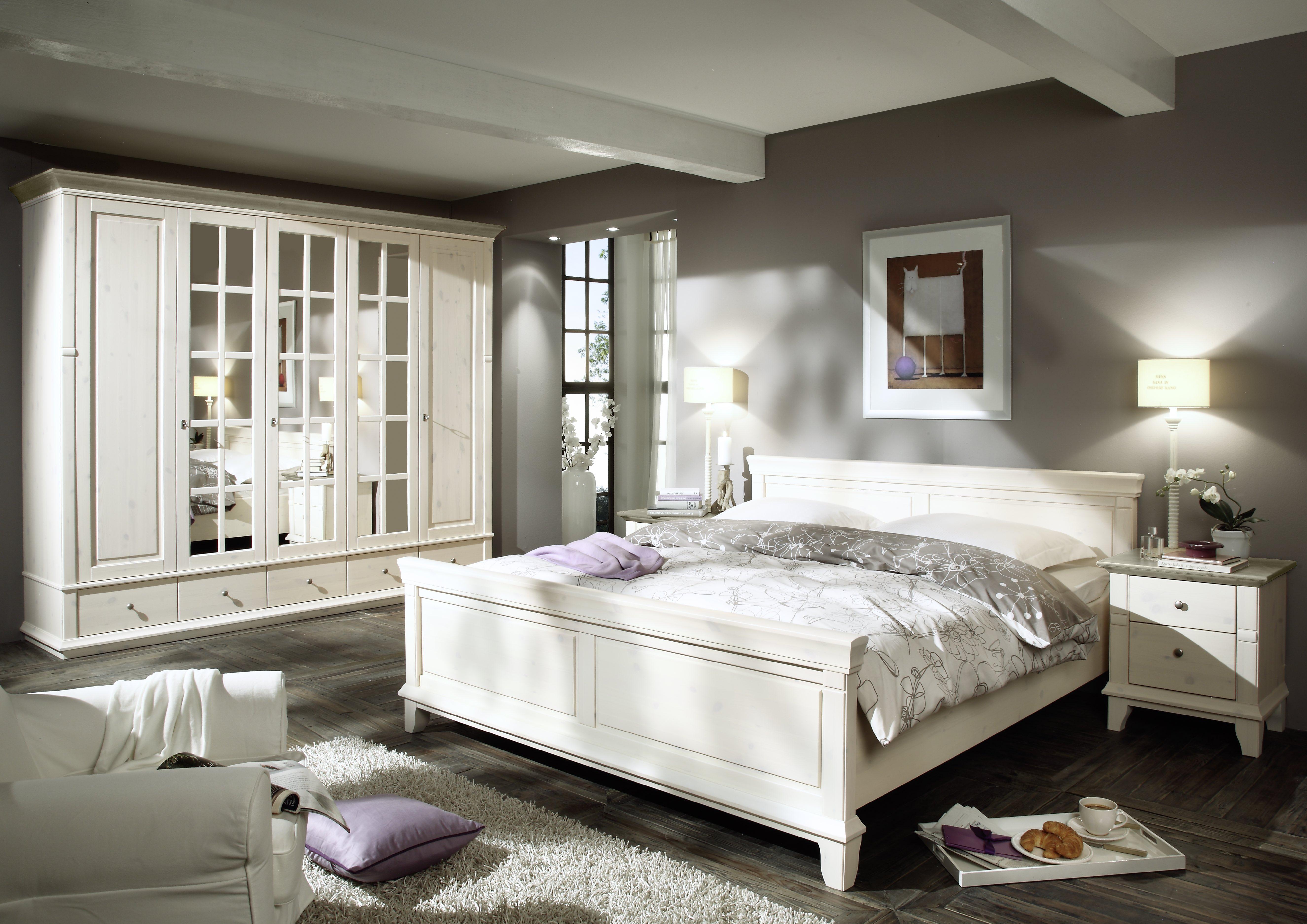 Pat din lemn masiv georgia somproduct - Camera da letto con baldacchino ...