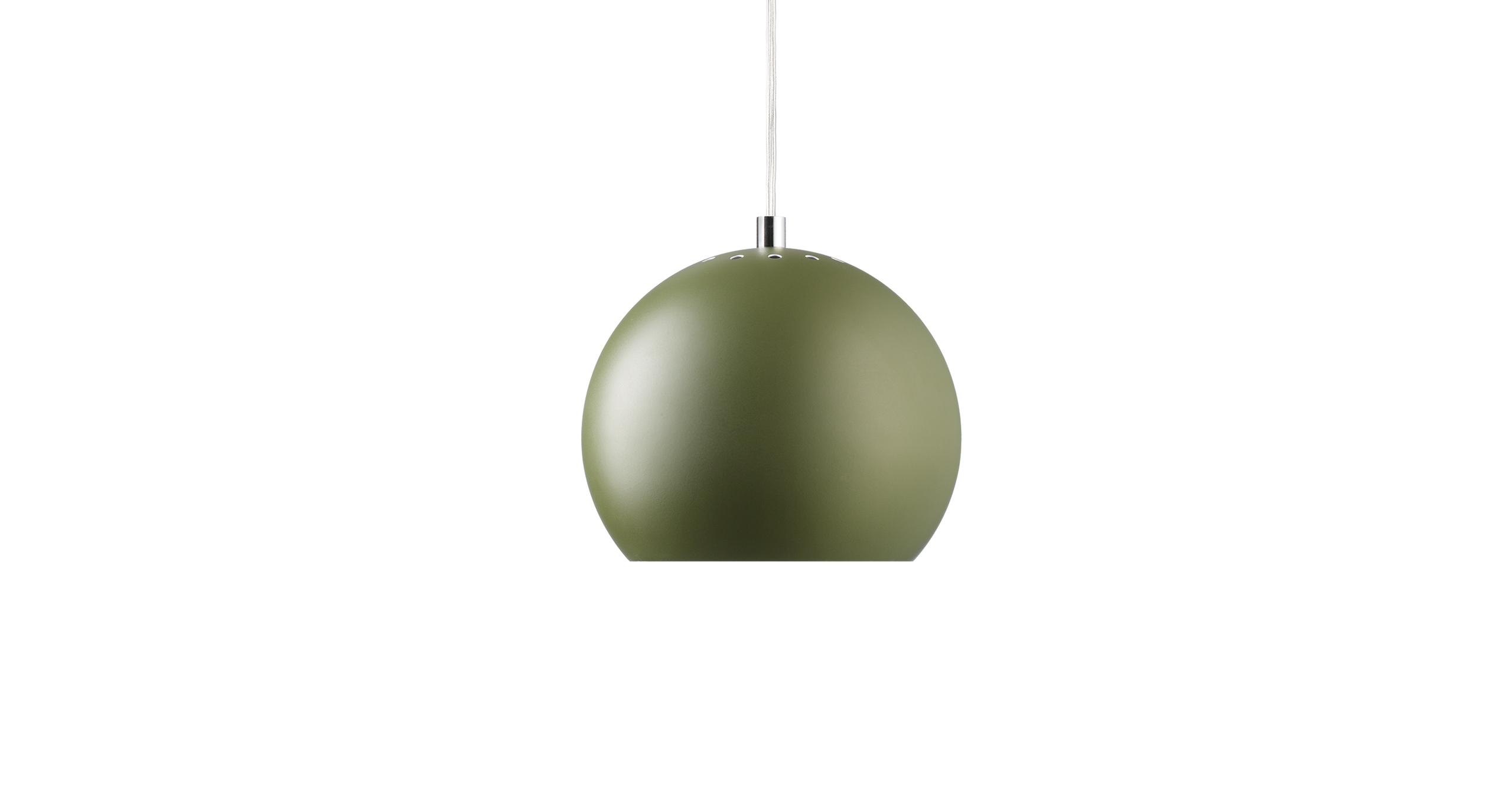 Lustra Ball Dark Green