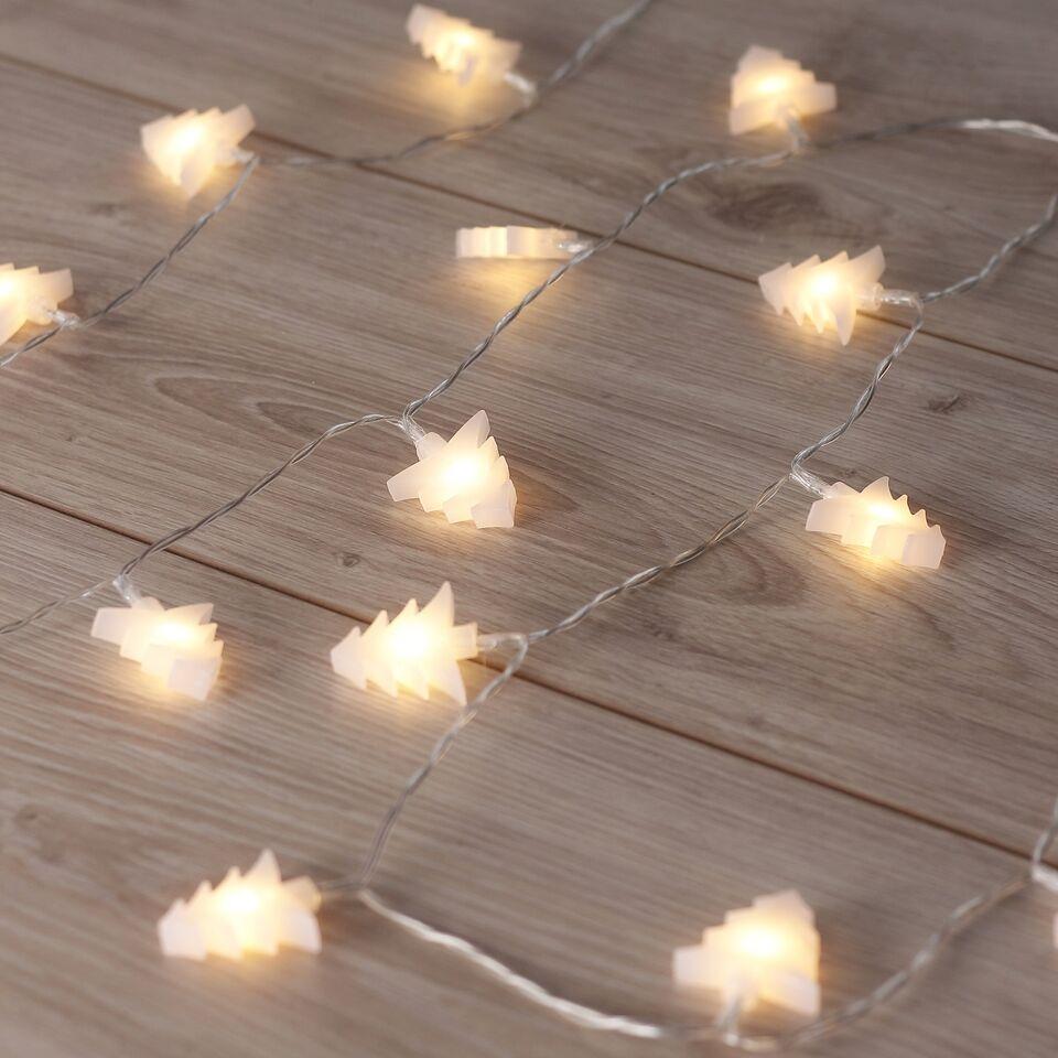 Ghirlanda luminoasa decorativa cu 20 LED-uri Christina White L240 cm