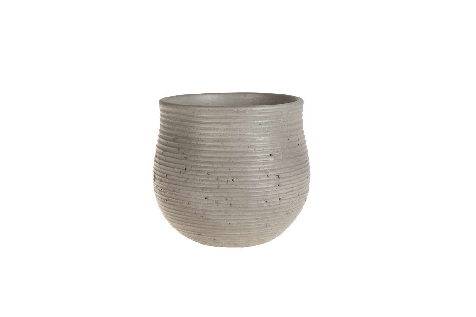 Ghiveci ceramic Atmosphere Light Grey O 225 cm