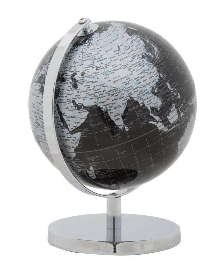 Glob pamantesc Mapamond Black Small