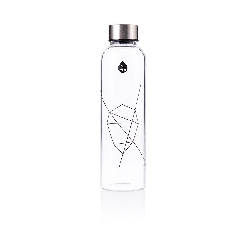 Sticla pentru apa Equa Mismatch Black-750 ml imagine