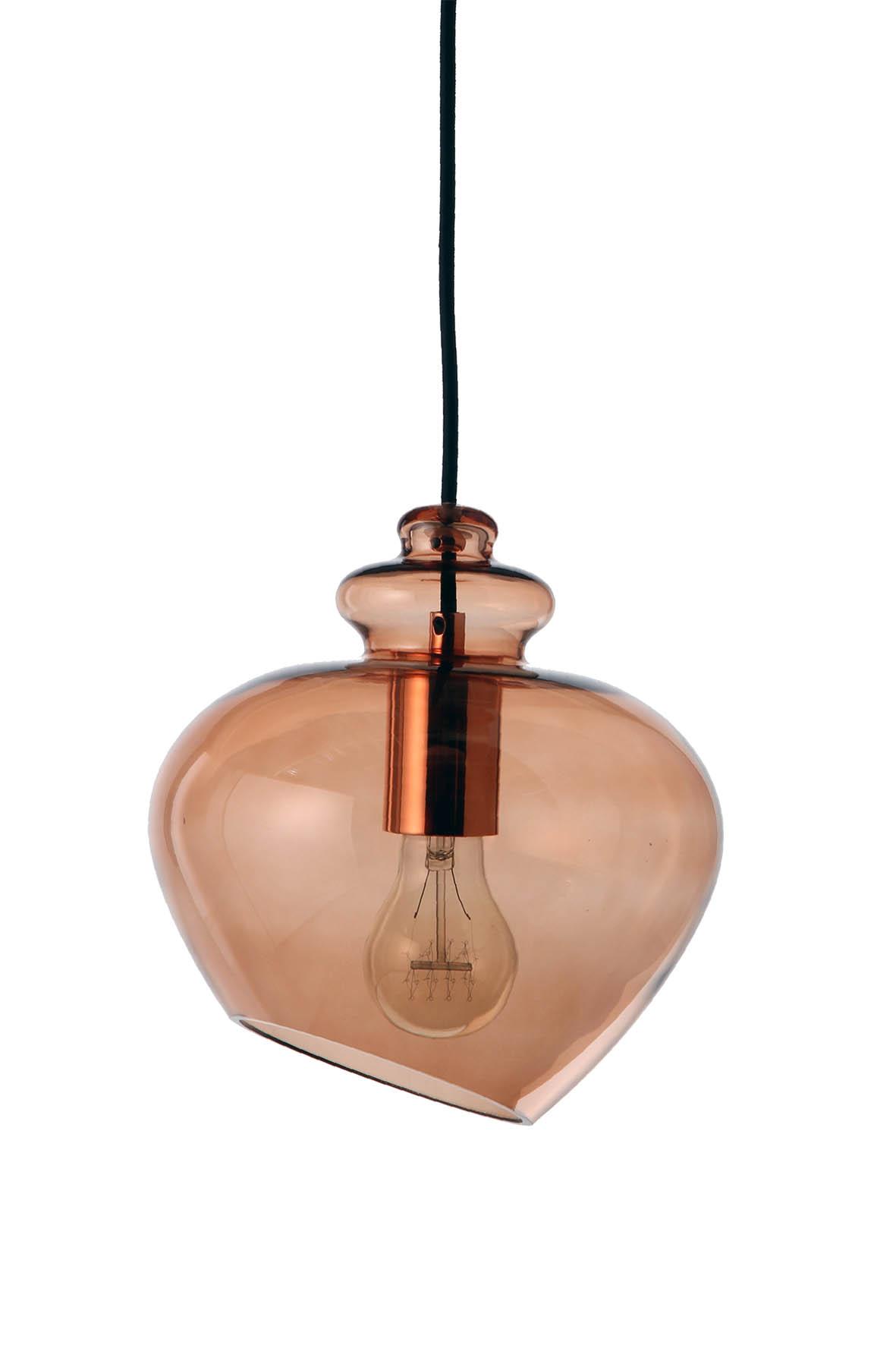 Lustra Grace Bronze / Copper, Ø 23 cm