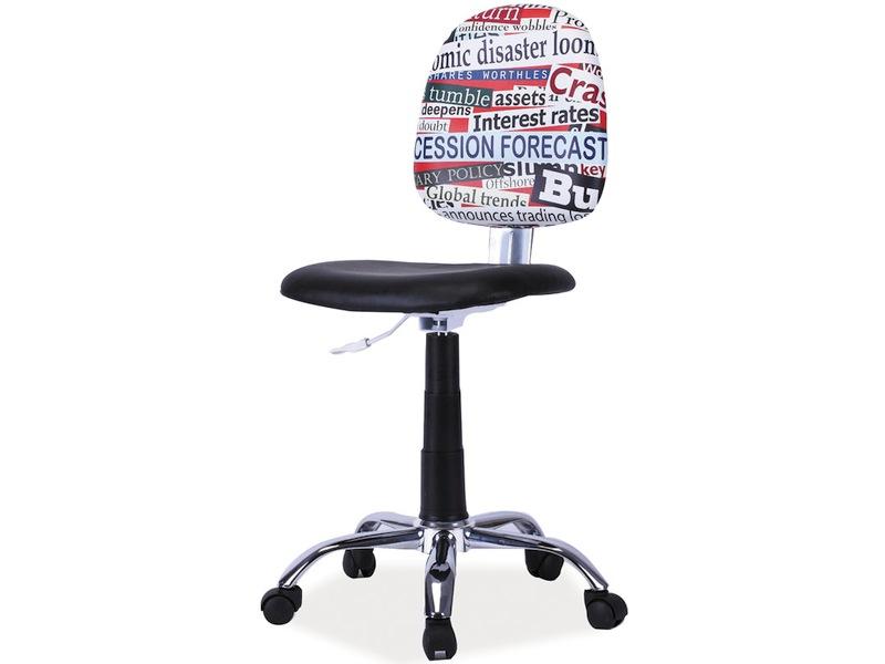 Scaun de birou pentru copii Grafi 1