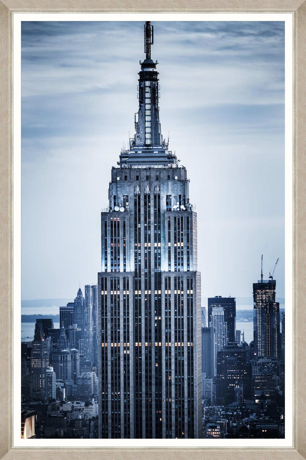 Tablou Framed Art Great Empire State imagine