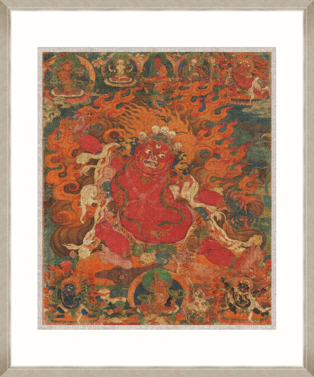 Tablou Framed Art Guru Drakpo