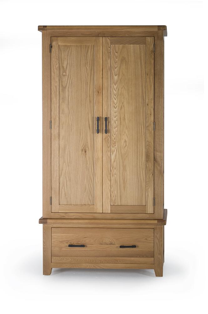Dulap din lemn de stejar Hampshire