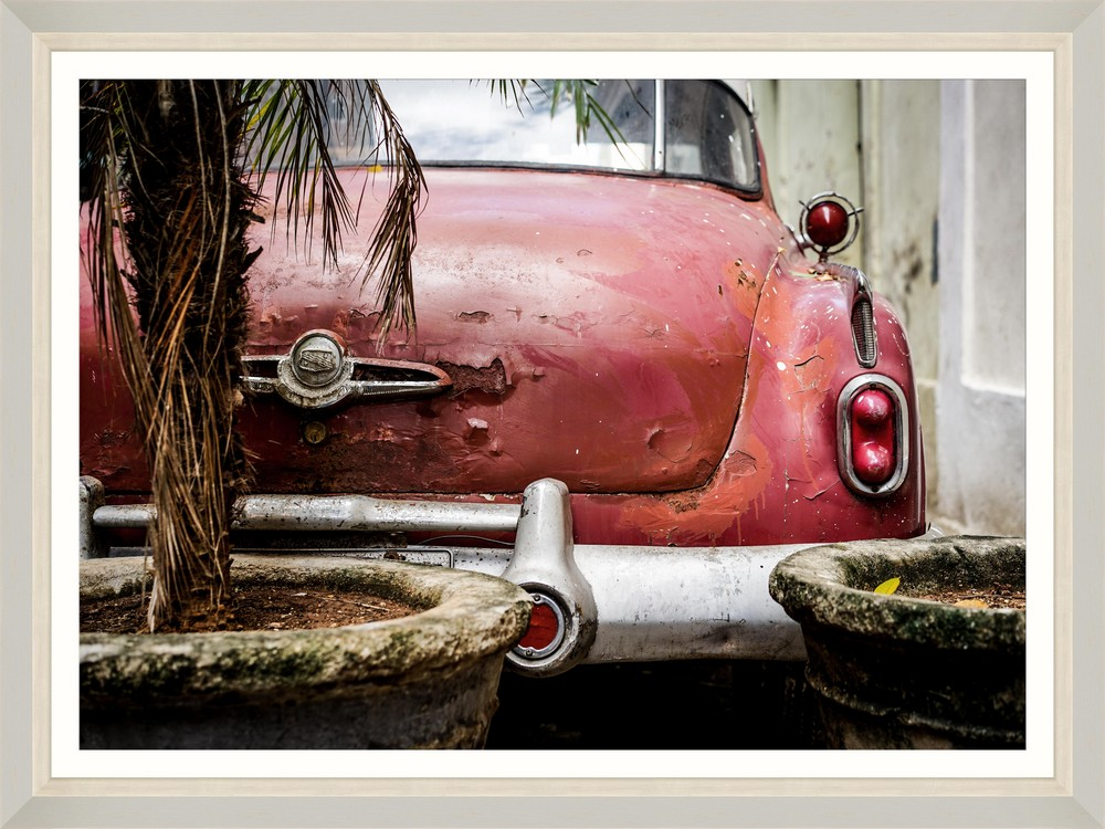 Tablou Framed Art Havana Red