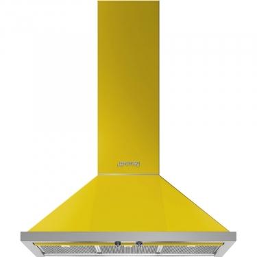 Hota decorativa KPF9YW Galben 90 cm Portofino SMEG