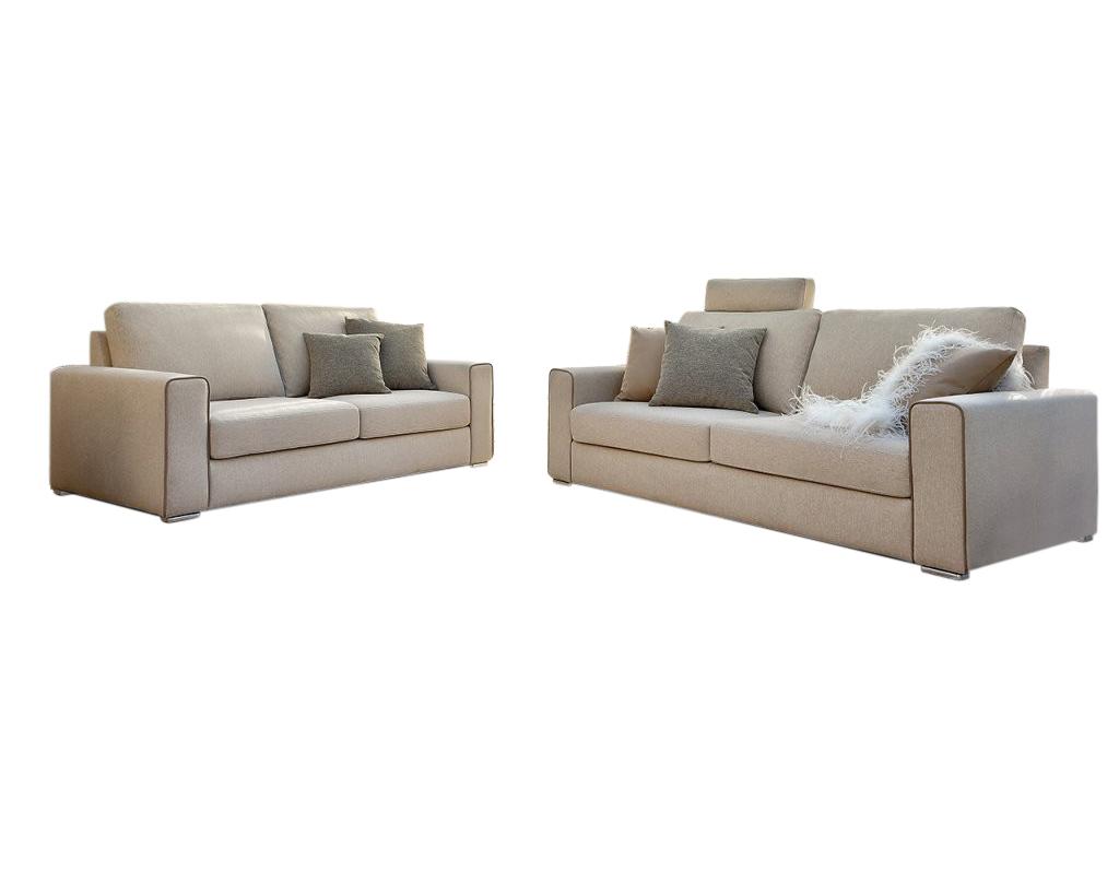 Canapea fixa 3 locuri Icaro