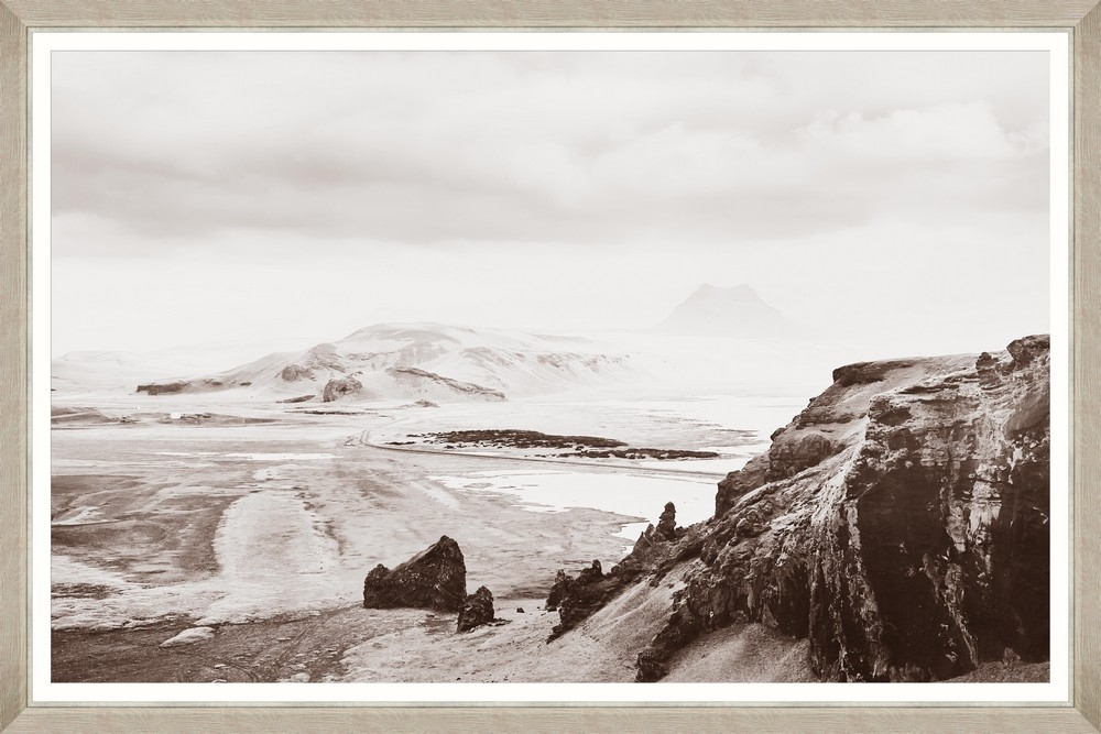 Tablou Framed Art Icelandic Landscape imagine
