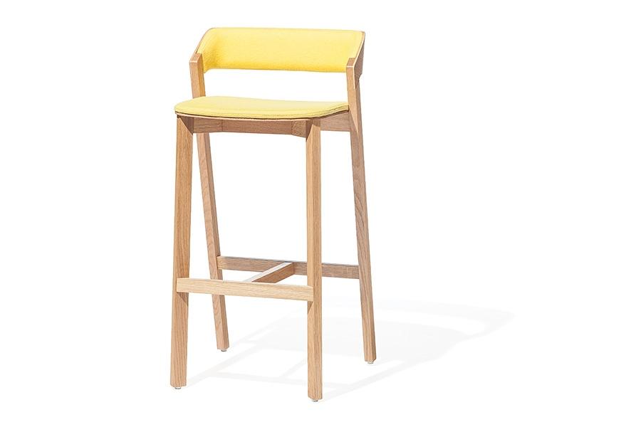 Scaun Bar Lemn Stejar - 2453