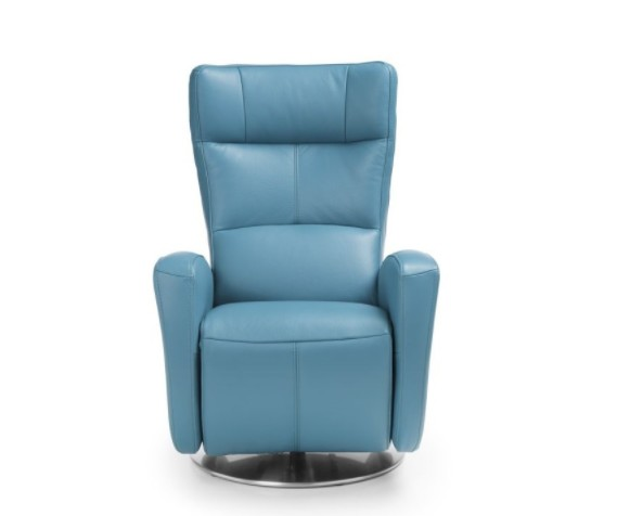 Fotoliu recliner Inari Blue