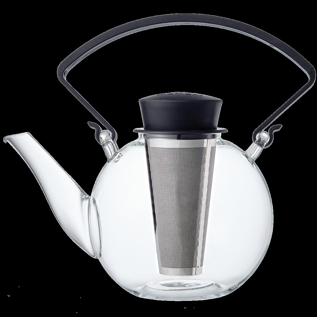 Infuzor ceai 4 U Black QDO 1 L
