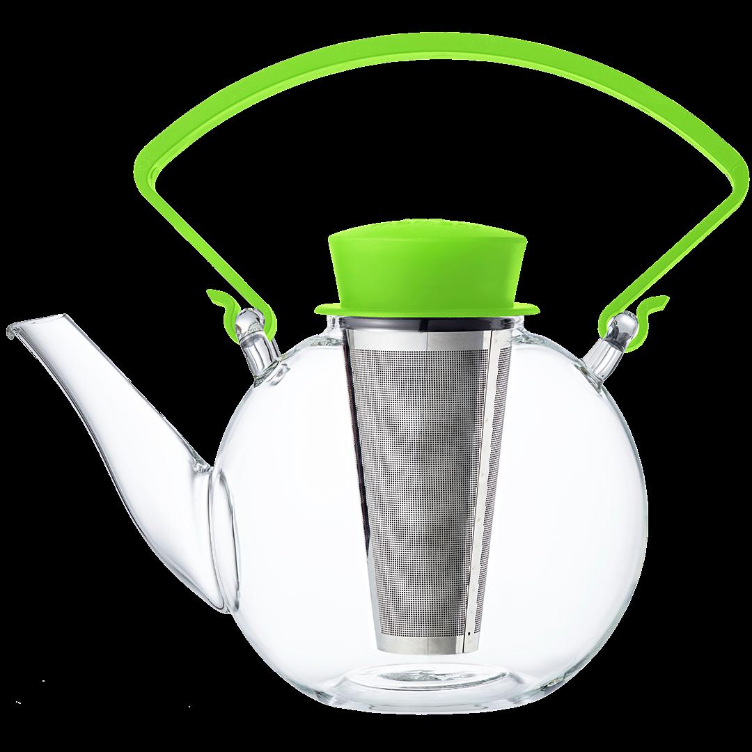 Infuzor ceai 4 U Green QDO 1 L