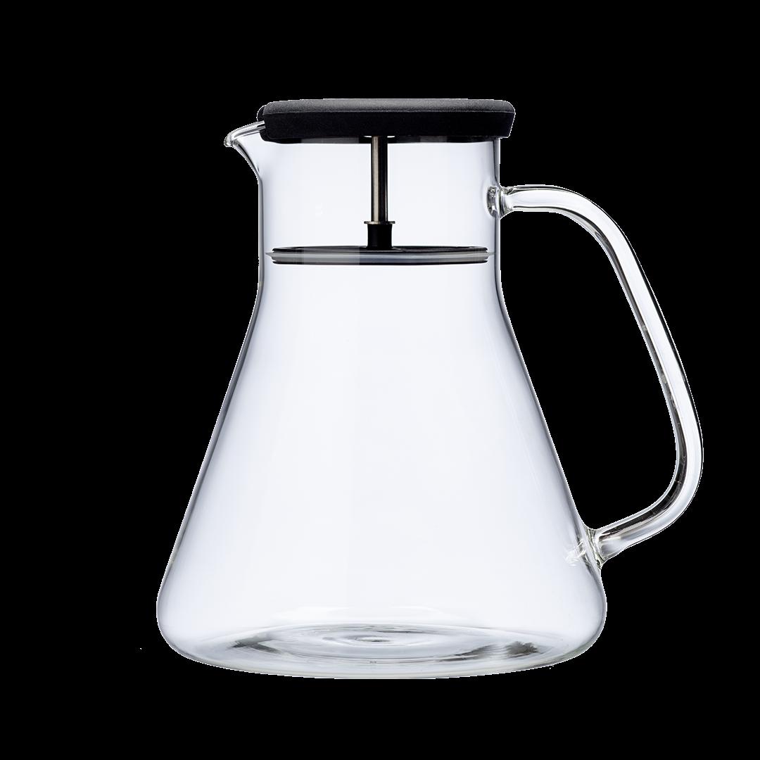 Infuzor ceai Dancing Leaf Black QDO 12 L