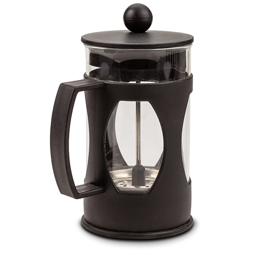 Infuzor pentru cafea si ceai Misty Negru, 600 ml poza