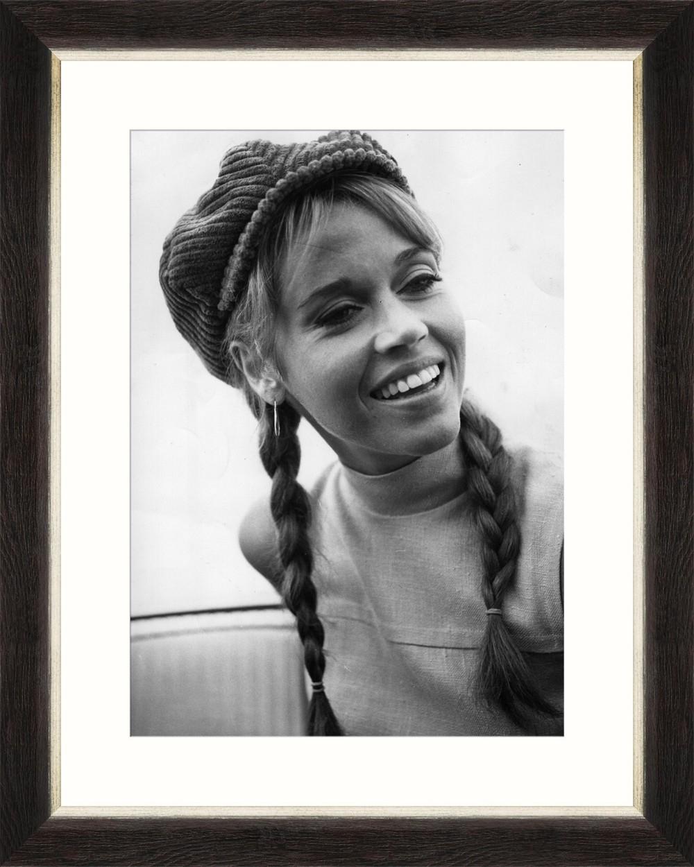 Tablou Framed Art Jane Fonda