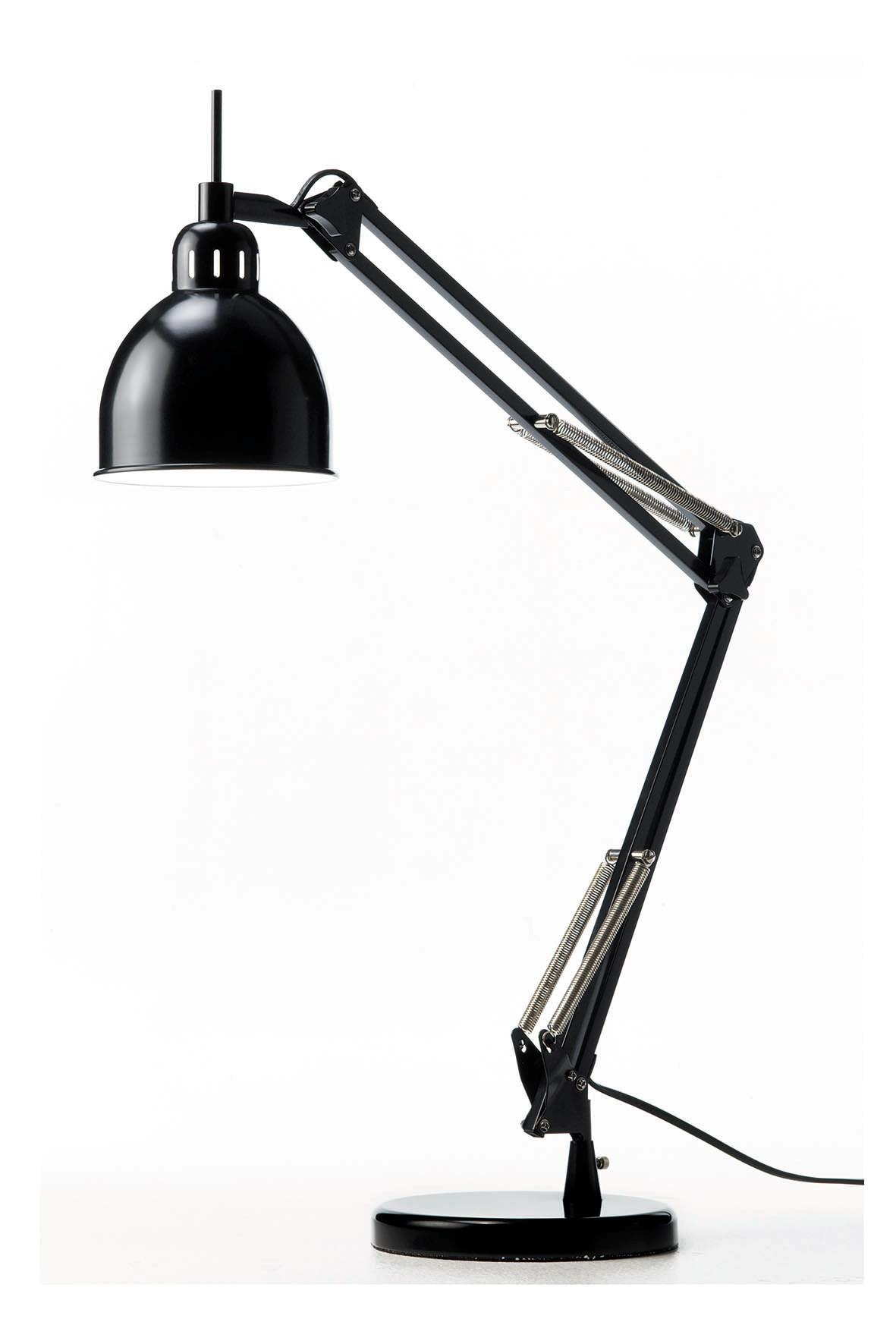 Lampa de birou Job Black Matt