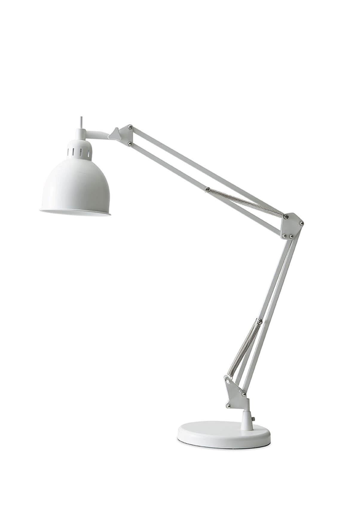 Lampa de birou Job White Matt
