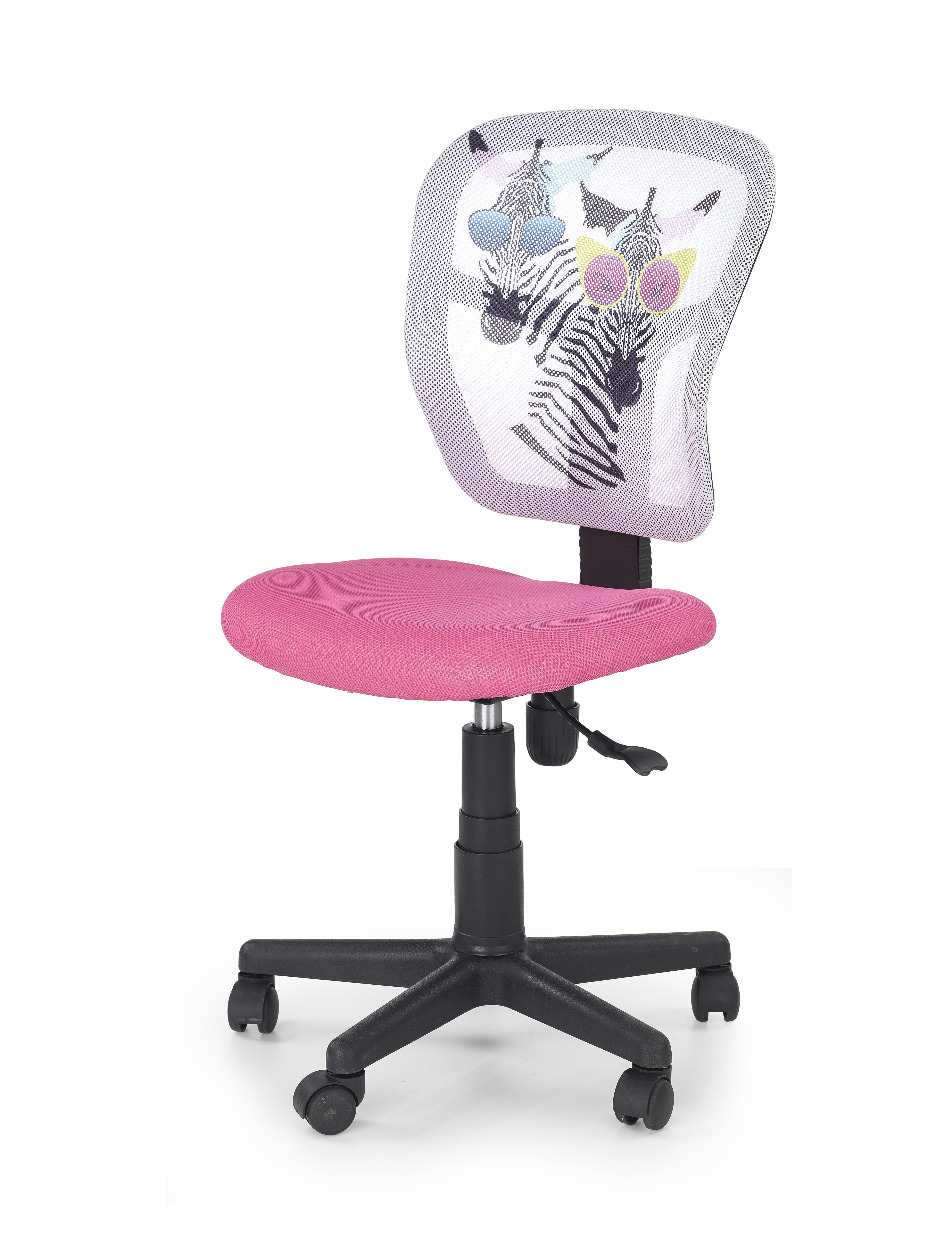 poze cu Scaun de birou pentru copii Jump Pink