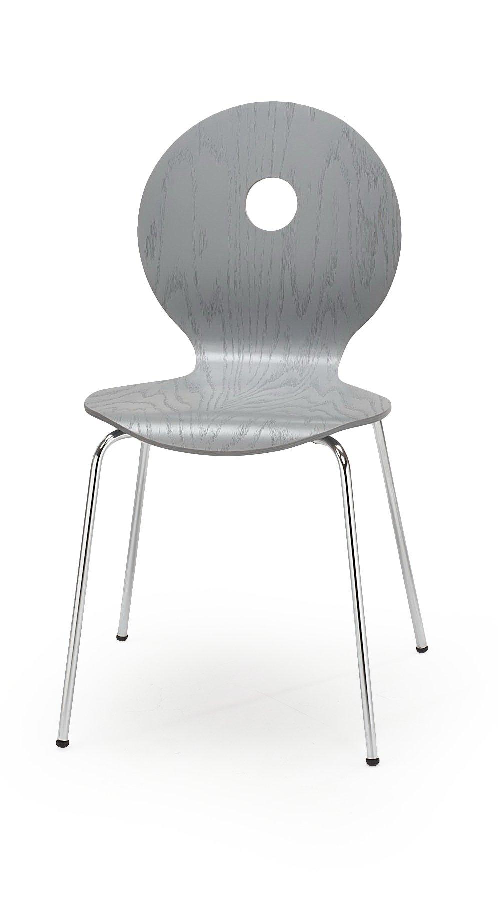 Scaun din metal K233 Grey