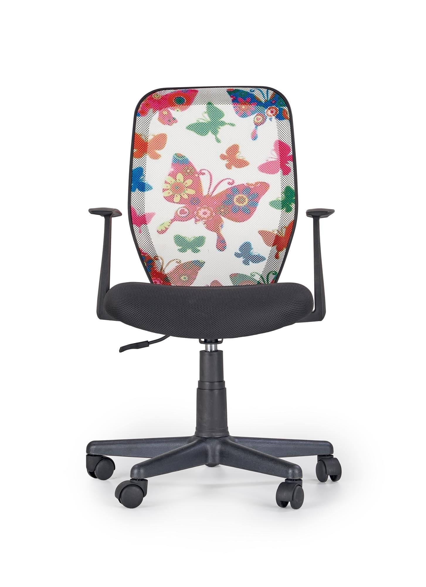 Scaun de birou pentru copii Kiwi Butterfly
