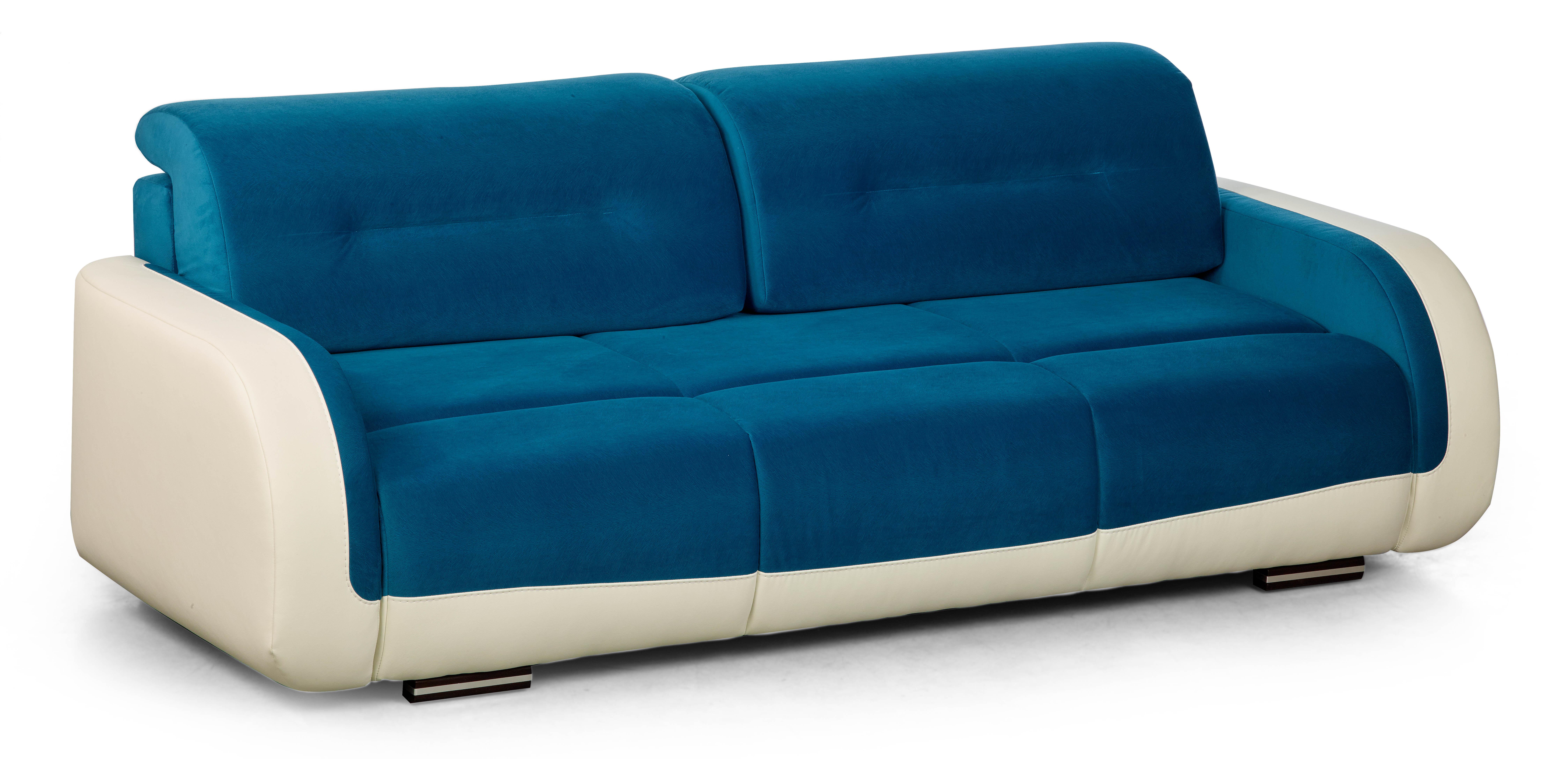 Canapea extensibila Korfu Blue