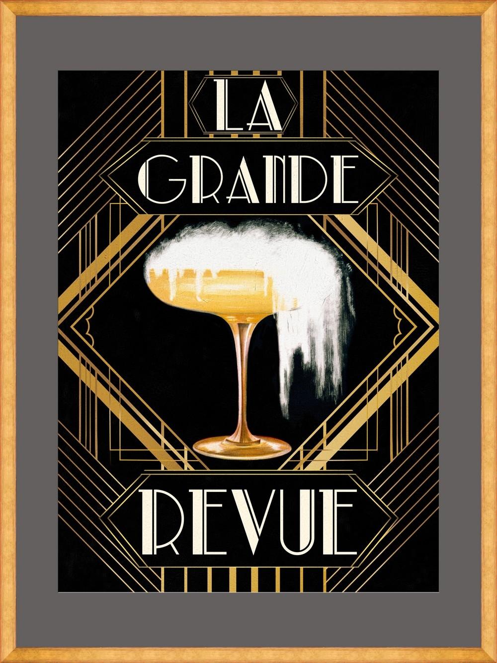 Tablou Framed Art La Grand Revue