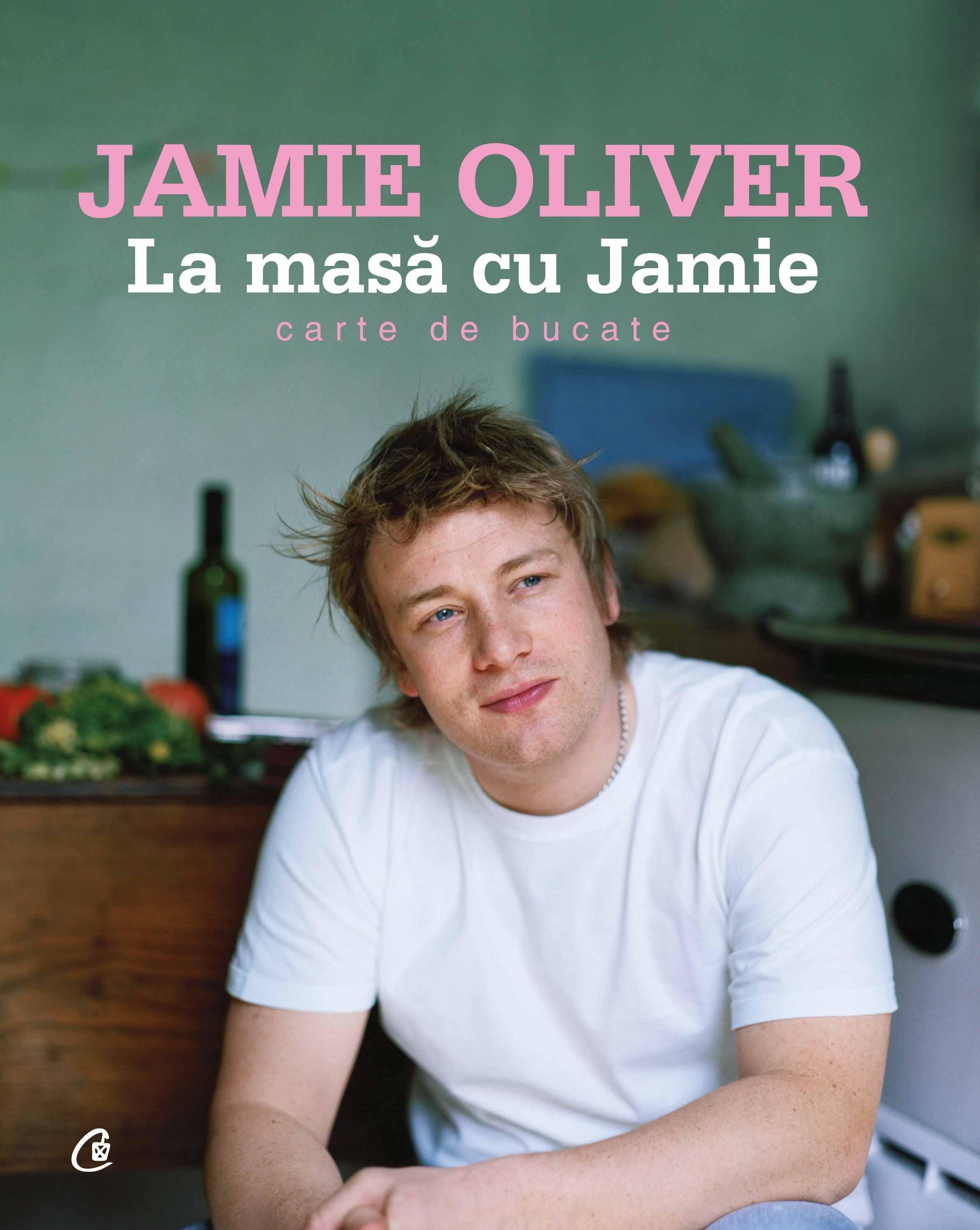 Carte La masa cu Jamie – Jamie Oliver