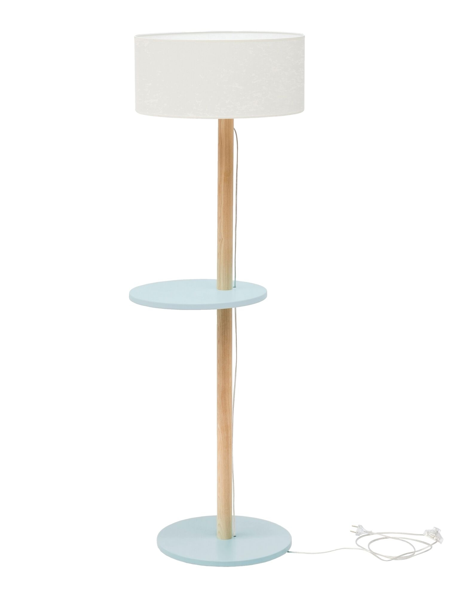 Lampadar Lamp Ufo White / Light Grey