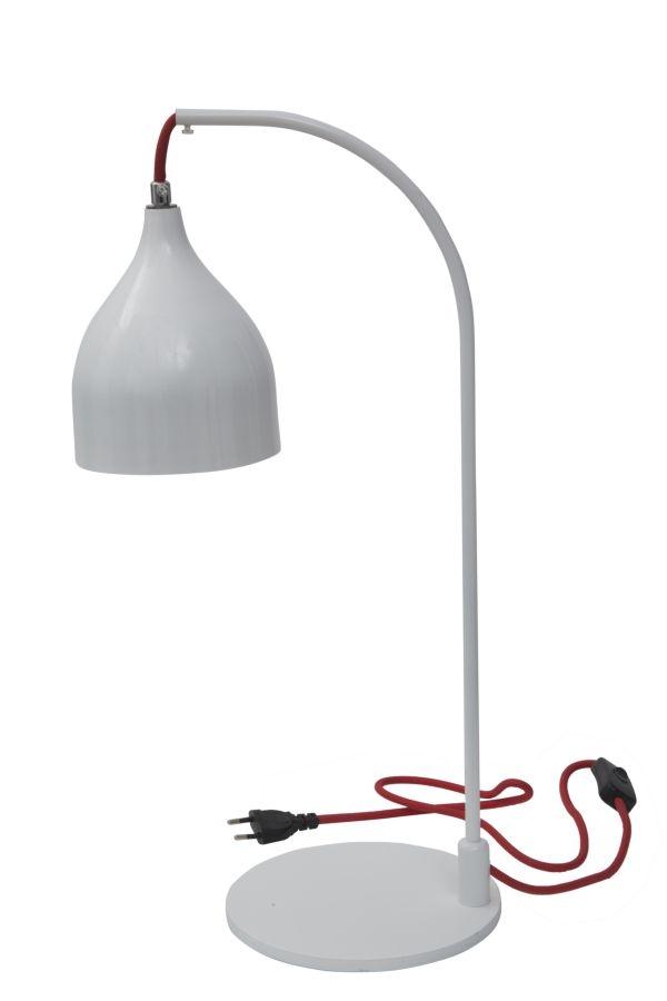Lampa de birou Hang Alb poza