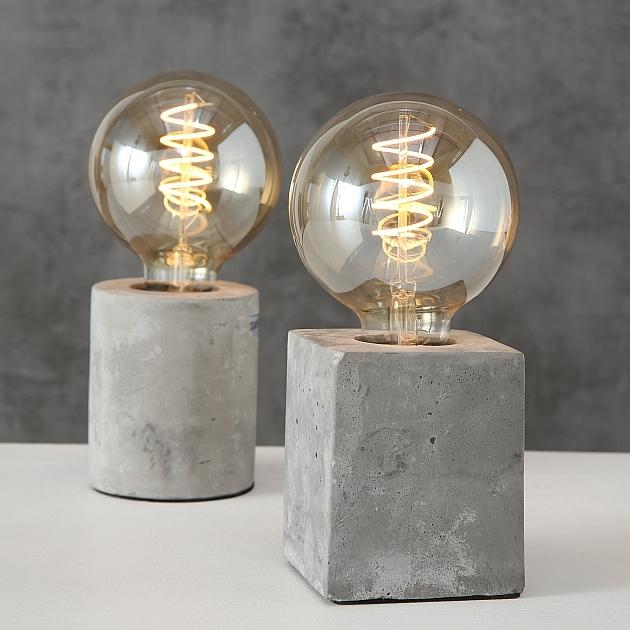 Lampa de birou Stone Gri, Modele Asortate imagine