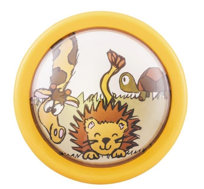 Lampa de veghe pentru copii Leon 4565 Multicolor