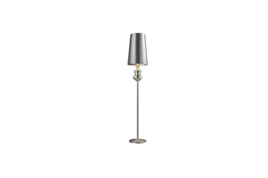 Lampadar Baroco Argintiu