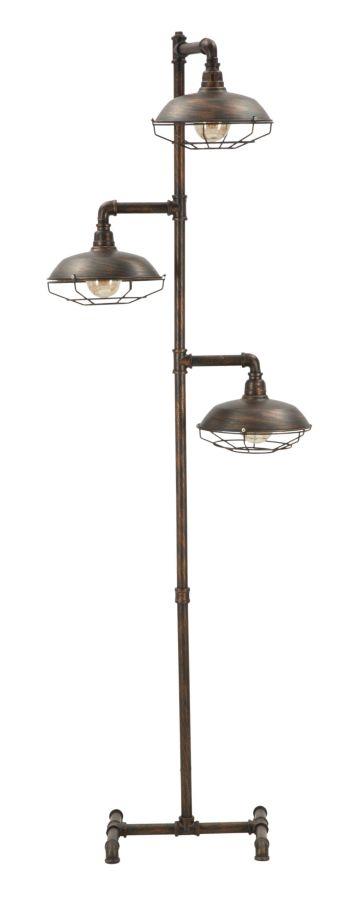 Lampadar din metal Manhattan Round