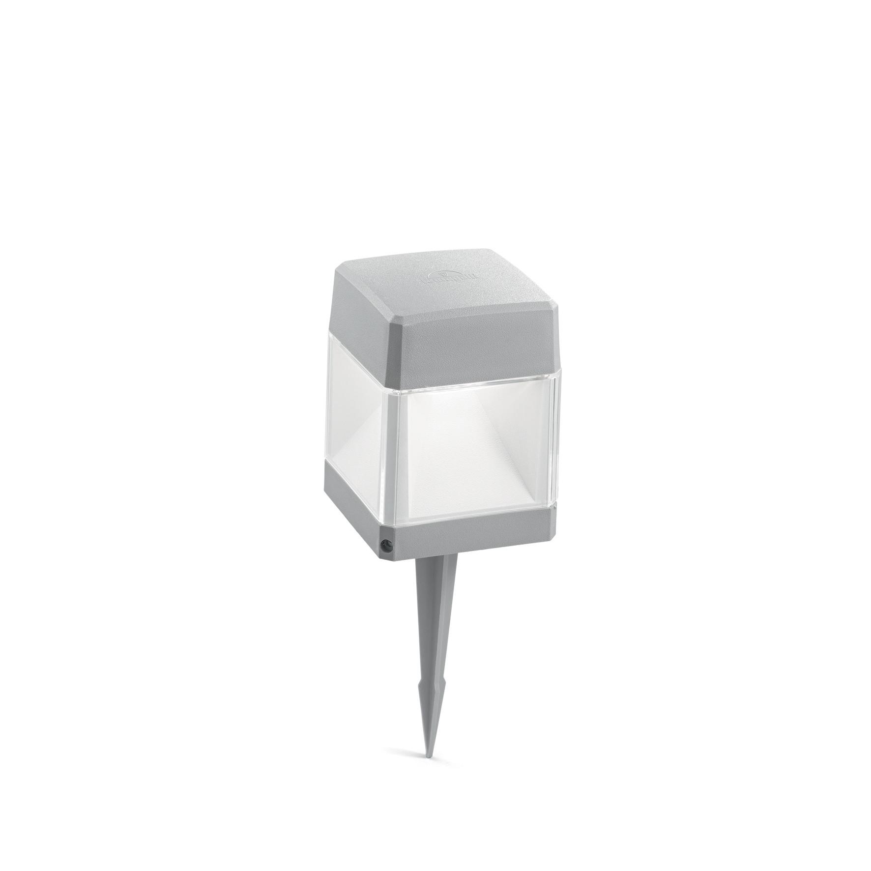 Lampadar Elisa PT1 Small Grey