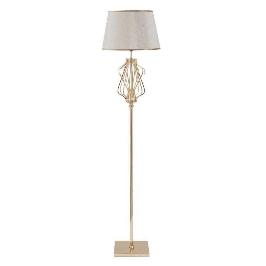 Lampadar Glam X Auriu Imagine