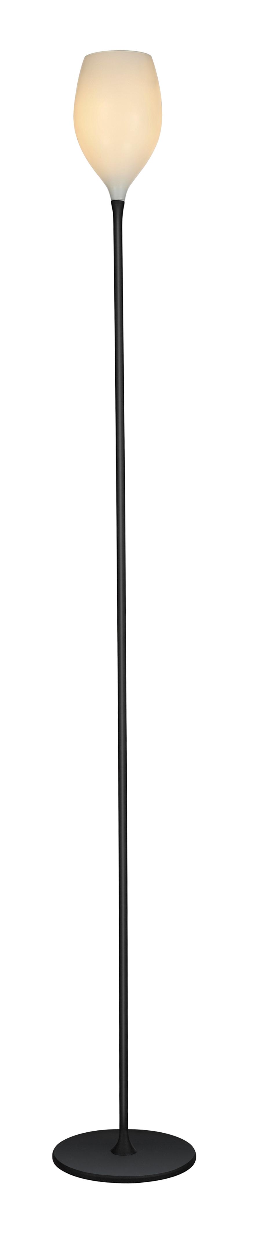 Lampadar Izza Alb