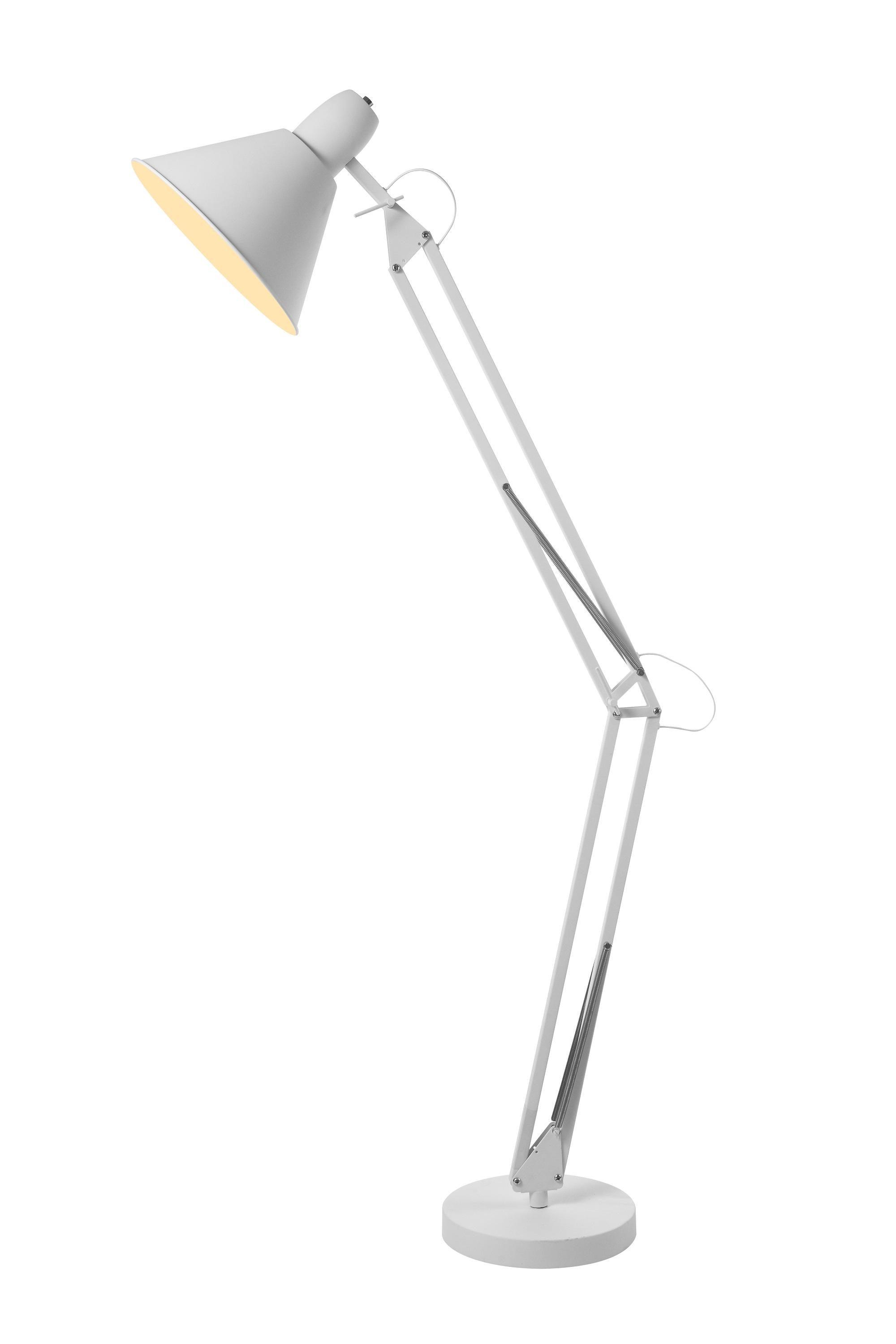 Lampadar Kipsar Alb, AZ2367