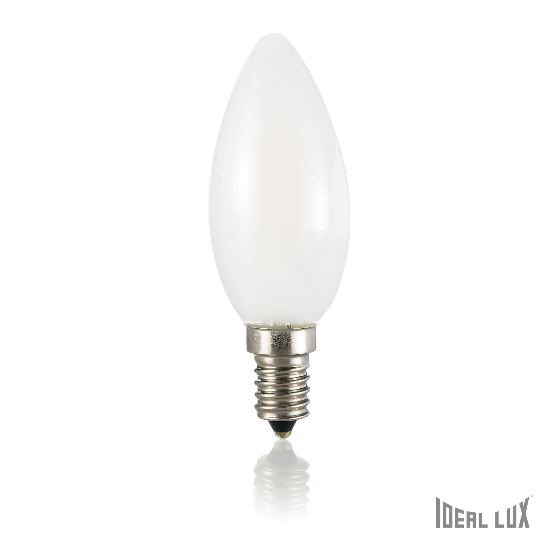 Bec LED E14 Oliva