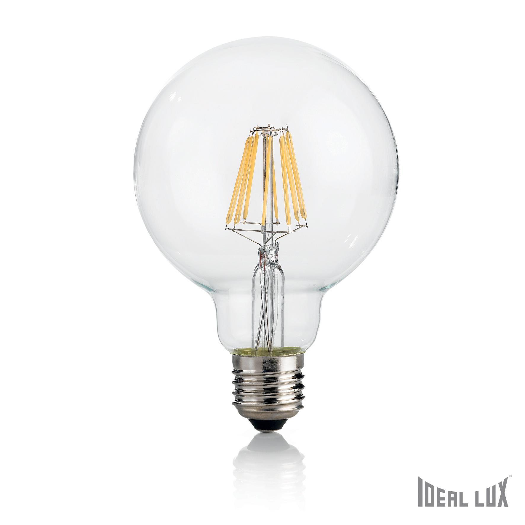 Bec LED 8W Globo D95