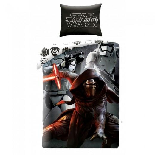 Lenjerie de pat copii Cotton Star Wars STAR654-200 x 140 cm