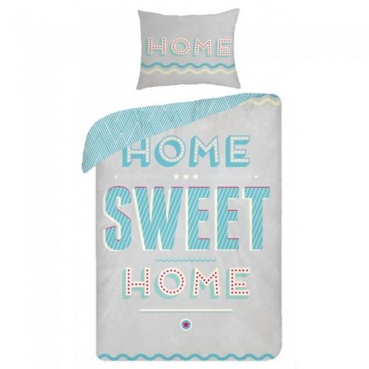 Lenjerie de pat copii Cotton Sweet Home SCI290-200 x 140 cm imagine