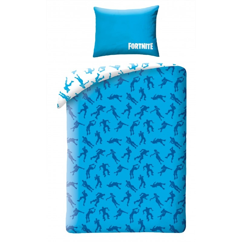 Lenjerie de pat copii Cotton Fortnite FTN032