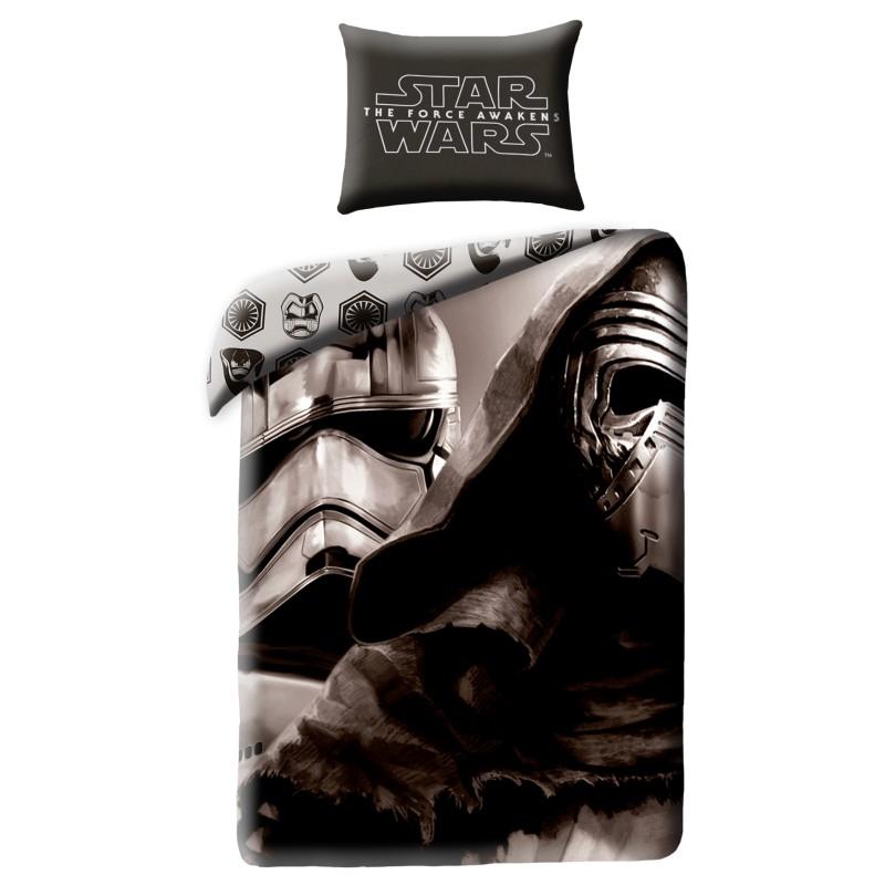 Lenjerie de pat copii Cotton Star Wars STAR457-200 x 160 cm imagine
